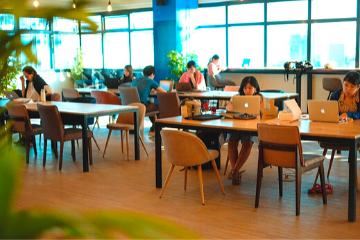The Company Cebu Offices for Rent and Co-working Space in Cebu