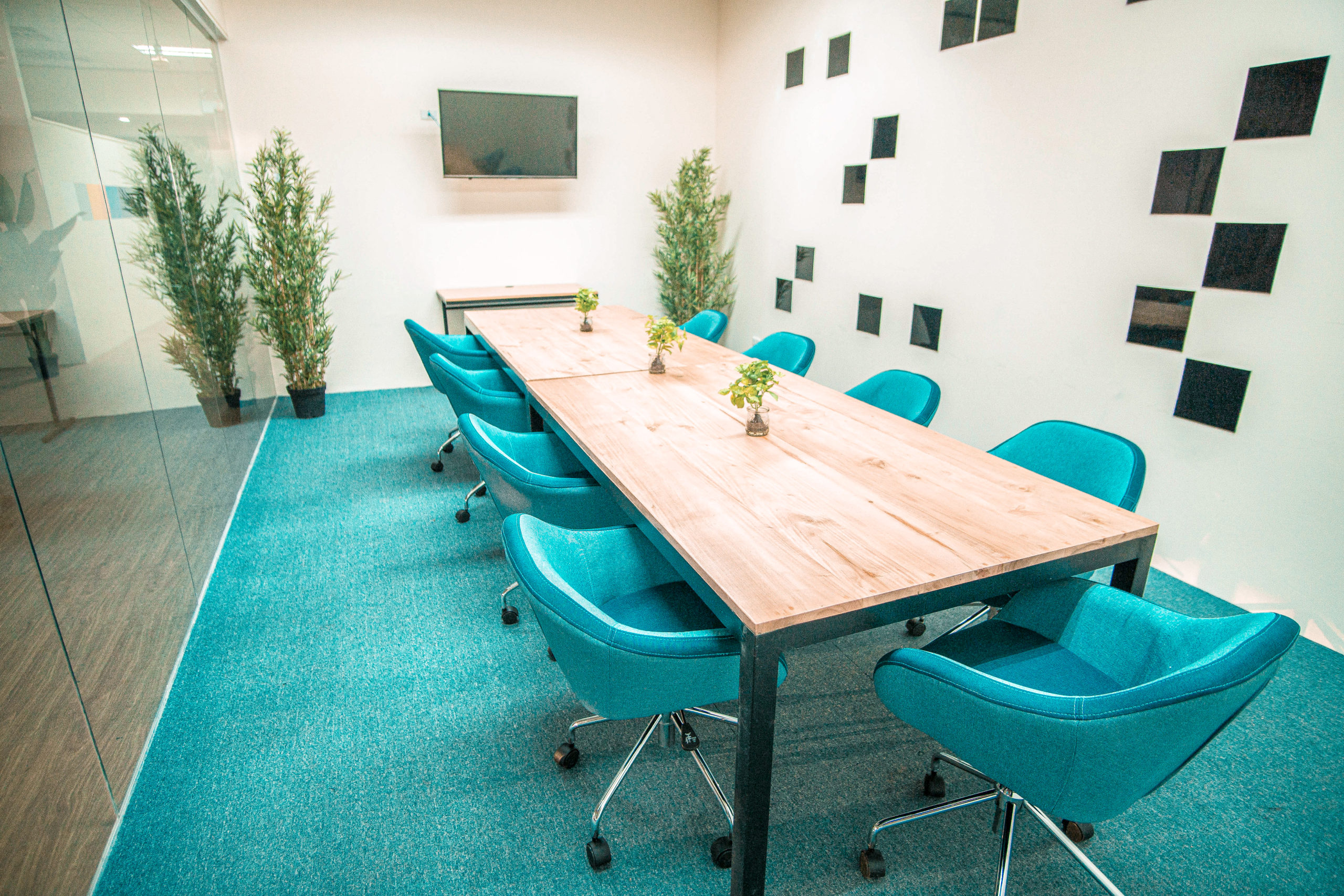 The Company Cebu - IT Park Meeting Room