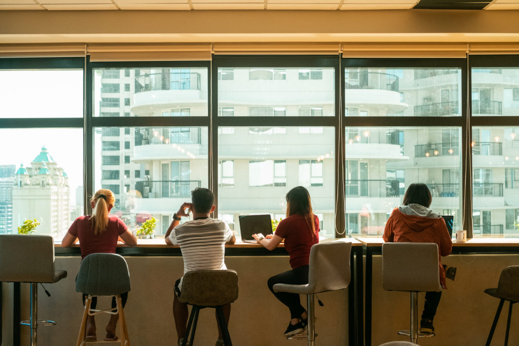 In the New Normal, Coworking Spaces Will be Key to Business Success