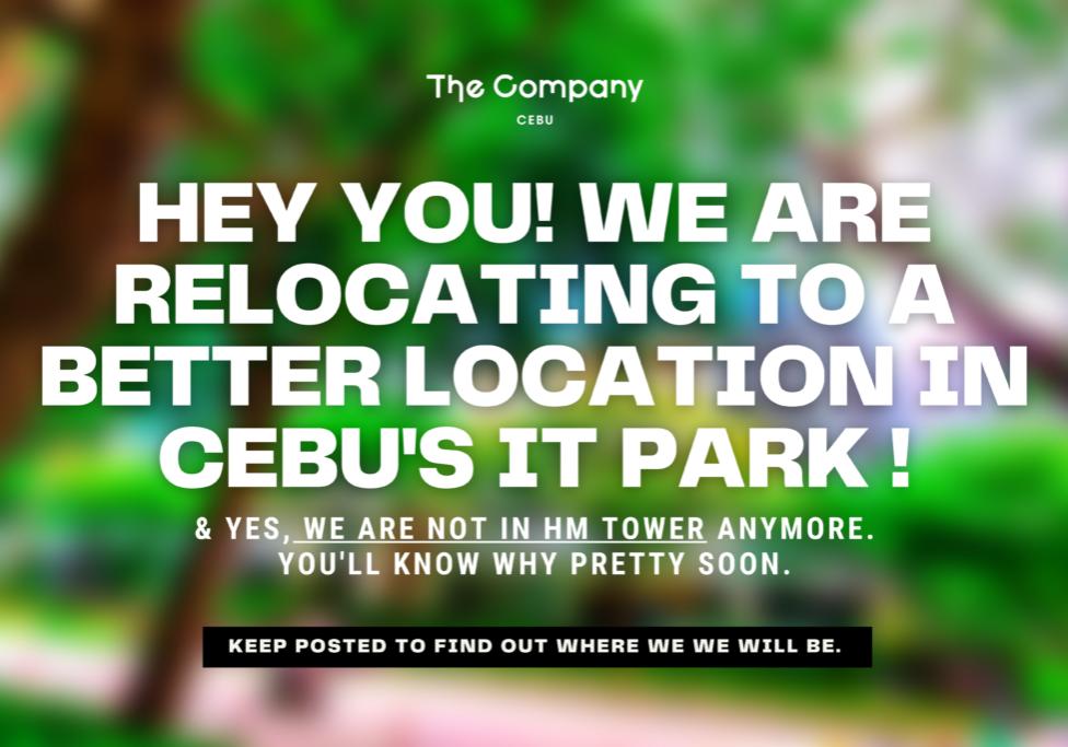 The Company Cebu IT Park