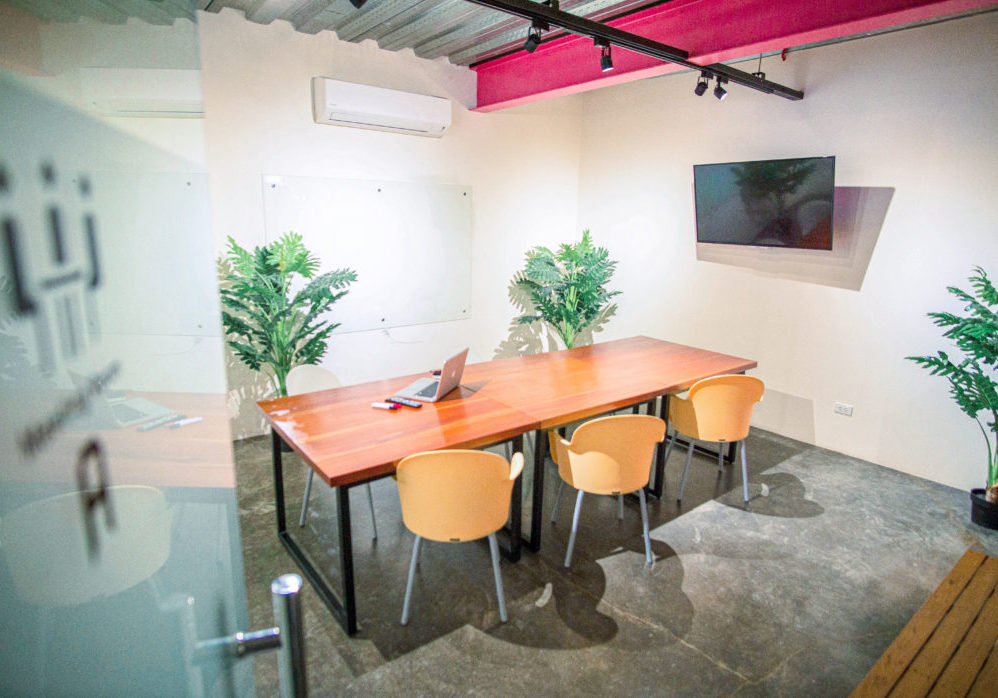 The Company Cebu Mandaue - Meeting Room
